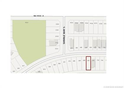Lots And Land for sale in 692 Sixmile Crescent S, Lethbridge, Alberta, T1K 6Z9