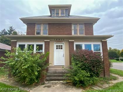 Residential Property for sale in 13900 RUTLAND Street, Detroit, MI, 48227