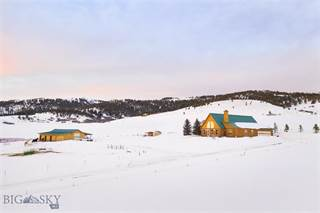Single Family for sale in 1148 Trail Creek Road, Livingston, MT, 59047