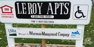 Apartment for rent in Leroy - 2 Bedroom 1 Bathroom, Le Roy, IL, 61752