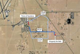 Lots And Land for sale in 5671 Autumn Street, Inyokern, CA, 93527