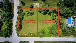 Land for sale in 2518 Somerset Drive, Burlington, Ontario, L7P 4V8