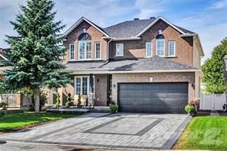 Residential Property for sale in 847 Martello Drive, Ottawa, Ontario, K4A 4E3