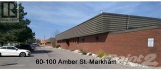 Industrial for rent in 60 AMBER ST 16, Markham, Ontario