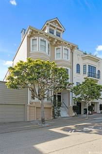 Residential Property for sale in 2627 Clay Street, San Francisco, CA, 94115