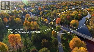 Comm/Ind for sale in 21 CRAIG STREET, Perth, Ontario, K7H1X8