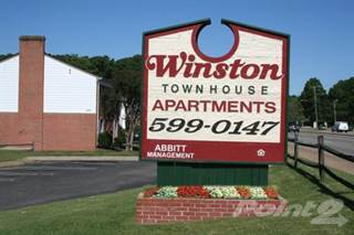 Townhouse for rent in Winston Townhomes, Newport News, VA, 23601