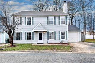 Single Family for sale in 163 N Hall Way, Newport News, VA, 23608