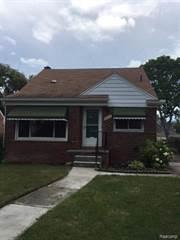 Single Family for rent in 9546 FENTON, Redford, MI, 48239