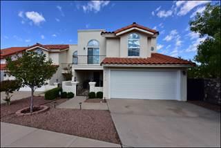 Townhouse for sale in 6202 ESCONDIDO Drive, El Paso, TX, 79912