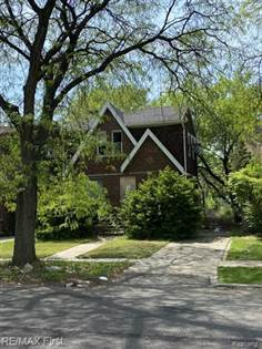 Residential Property for sale in 14772 E STATE FAIR Street, Detroit, MI, 48205