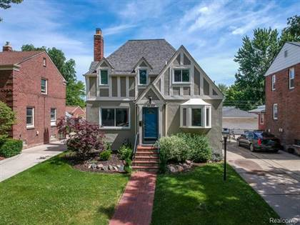 Residential Property for sale in 1420 BRYS Drive, Grosse Pointe Woods, MI, 48236