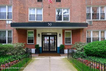 Residential Property for sale in 50 Fort Place A4g, Staten Island, NY, 10301