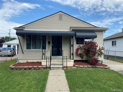 Residential Property for sale in 17341 WALL Street, Melvindale, MI, 48122