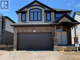 Single Family for rent in 2320 CONSTANCE AVE, London, Ontario, N6M0G5