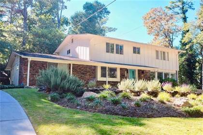 Residential for sale in 3470 Thornewood Drive, Atlanta, GA, 30340