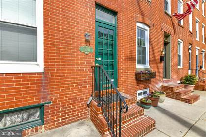 Residential Property for sale in 1220 RIVERSIDE AVE, Baltimore City, MD, 21230