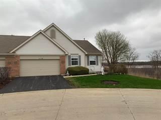 Townhouse for sale in 1228 East Oakwood Drive, Fox Lake, IL, 60020