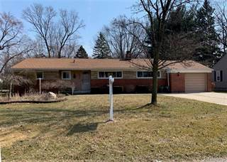 Single Family for sale in 18346 WESTMORE Street, Livonia, MI, 48152