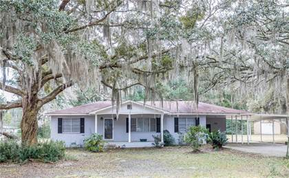 Residential Property for sale in 1341 Mentionville Road SW, Darien, GA, 31305