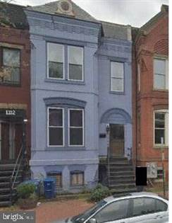 Residential Property for sale in 1314 FLORIDA AVENUE NW, Washington, DC, 20009