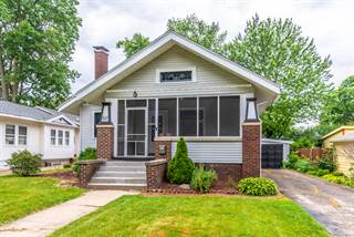 Single Family for sale in 217 Woodland Avenue, Bloomington, IL, 61701