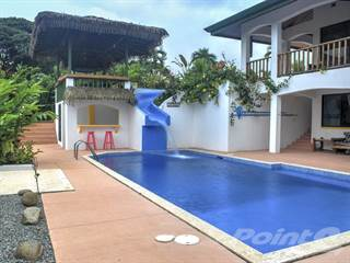 Residential Property for sale in 7.86 ACRES - 3 Bedroom Home Plus 2 Pools With Water slide And 4 Land Parcels!!, Platanillo, Puntarenas