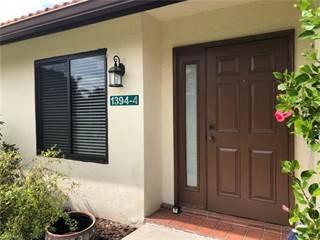Single Family for sale in 1394 Park Shore CIR 4, Fort Myers, FL, 33901