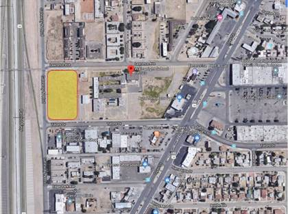 Lots And Land for sale in TBD Gateway Boulevard, El Paso, TX, 79904