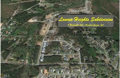 Lots And Land for sale in 187 Kris St 7, Bremen, GA, 30110