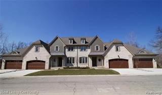 Condo for sale in 4165 OAK ARBOR Court 19, Oakland Township, MI, 48306