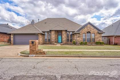 Single-Family Home for sale in 4208 NW 144th Terr , Oklahoma City, OK, 73134