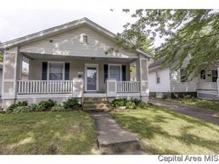 Single Family for sale in 1716 S College St, Springfield, IL, 62704