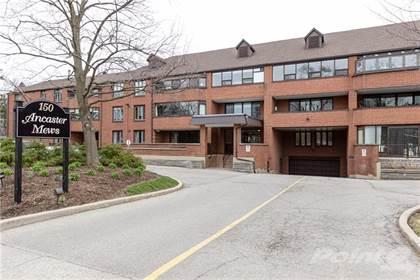 Condominium for rent in 150 WILSON Street W 310, Ancaster, Ontario, L9G 4E7