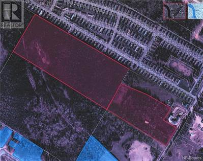 Vacant Land for sale in 975 Brookside Drive, Fredericton, New Brunswick, E3G8T9