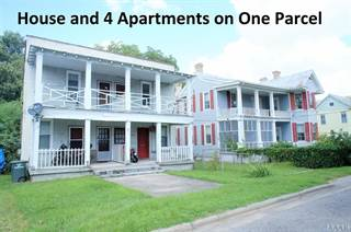 Multi-family Home for sale in 211,213 Gale Street, Edenton, NC, 27932