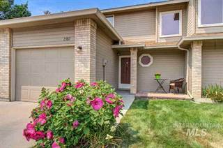 Townhouse for sale in 2587 S Falling Brook Lane, Boise City, ID, 83706