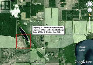Farm And Agriculture for sale in SW 5 77 4 W6, Peace River Valley, Alberta