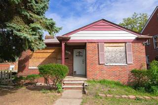 Single Family for rent in 15401 HAZELRIDGE Street, Detroit, MI, 48205
