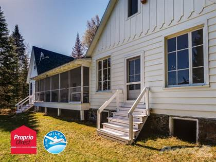 Residential Property for sale in 1493 Ch. Gémont, Saint-Adolphe-d'Howard, Quebec, J0T2B0