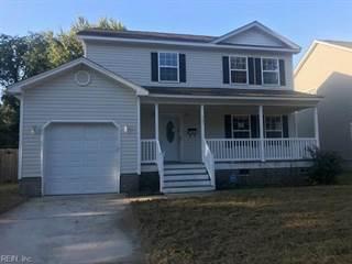 Single Family for sale in 305 Roane Drive, Hampton, VA, 23669