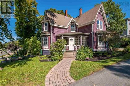 Single Family for sale in 17 Highland Avenue, Wolfville, Nova Scotia, B4P1Y6