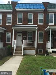 Townhouse for sale in 4826 PIMLICO ROAD, Baltimore City, MD, 21215