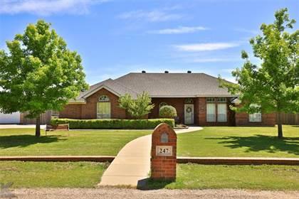 Residential for sale in 247 Mariah, Abilene, TX, 79602