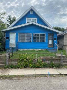 Residential Property for rent in 1721 LAUREL Street, Indianapolis, IN, 46203