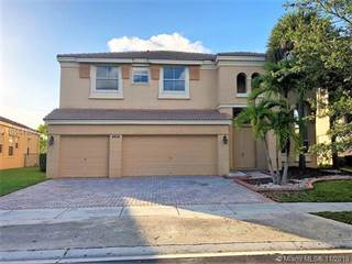 Single Family for sale in 4916 SW 162nd Ave, Miramar, FL, 33027