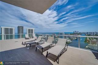 Condo for sale in 2600 E Hallandale Beach Blvd 3201, Hallandale Beach, FL, 33009