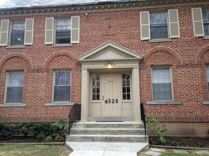 Apartment for rent in 4530 Avondale Street, Bethesda, MD, 20814