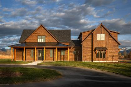 Residential for sale in 346 S LEIGH RANCH RD, Tetonia, ID, 83452