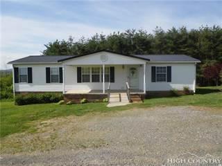 Single Family for sale in 1153 Barrett Road, Ennice, NC, 28623